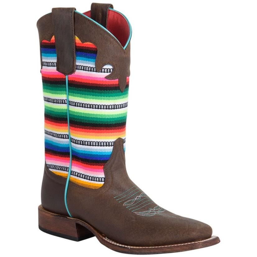 Macie Bean Lefties Pancho Youth Boots