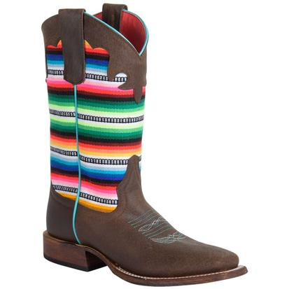 Macie Bean Lefties Pancho Kids Boots