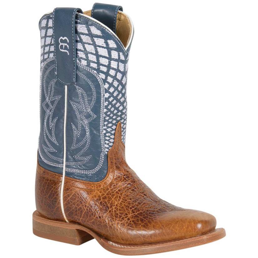 Anderson Bean Blue Lava Boot