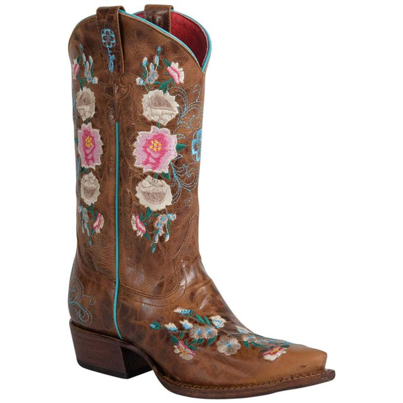 Macie Bean Youth Rosegarden Boots