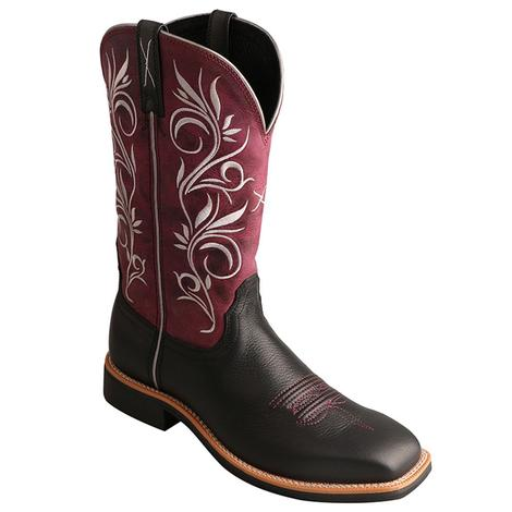 Twisted X Womens Top Hand Boot