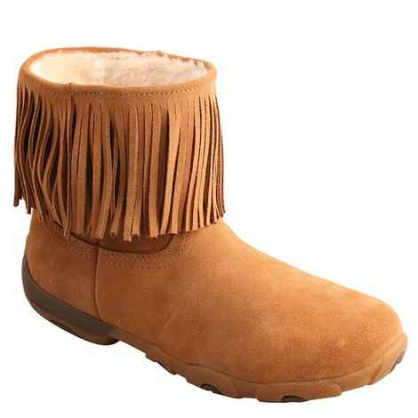 Twisted X Womens Driving Mocs Boot