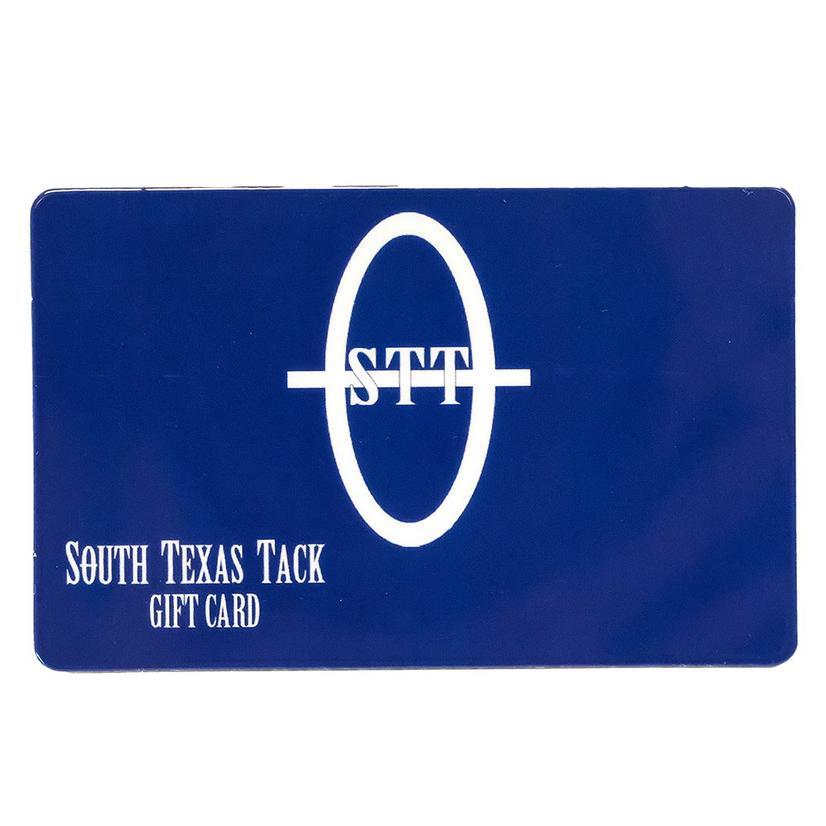 South Texas Tack Gift Card