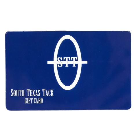 South Texas Tack Gift Card