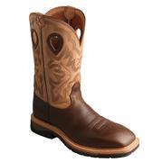 Twisted X Men's Lite Cowboy Work Boot