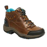 Ariat Women's Terrain Leather Lace Up Hiking Boots