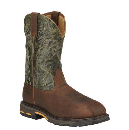 Ariat Men's Workhog Internal Met Guard Work Boots