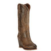 Ariat Women's Nashville Dark Chocolate Boots