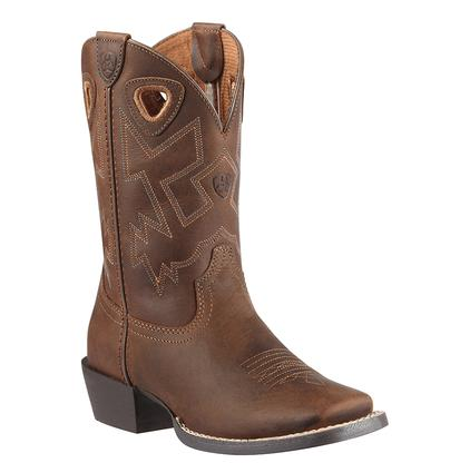 Ariat Kids Charger Cowboy Boots
