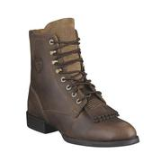 Ariat Heritage Lacer II Distressed Brown Boots