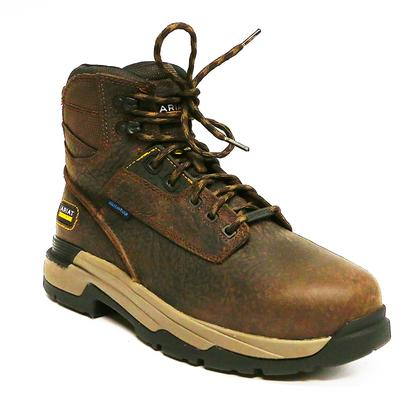 Ariat Men's Brown Waterproof Metguard Composite Toe Boots
