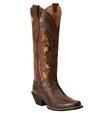 Ariat Women's Lantana Sassy Brown Western Boot