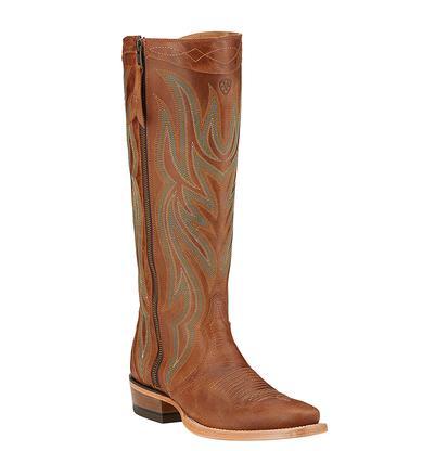 Ariat Women's Rich Tan Lucinda Western Boots