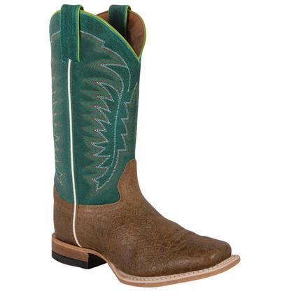 Justin Kids Cowboy Bay Desperado Boots