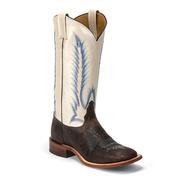 Tony Lama Women's Iron Shiloh San Saba Western Boots