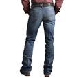 Cinch Mens Indigo Medium Stonewash Jeans