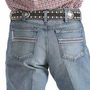 Cinch Men's Denim White Label Medium Wash Jeans