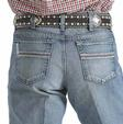 Cinch Mens Denim White Label Medium Wash Jeans