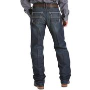 Cinch Men's Sawyer Loose Permanganate Dark Wash Jeans