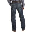 Cinch Mens Sawyer Loose Permanganate Dark Wash Jeans