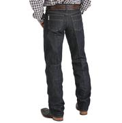 Cinch Mens White Label Relaxed Denim Wash Jeans