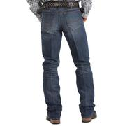 Cinch Mens Western Denim Trenton Dark Jeans