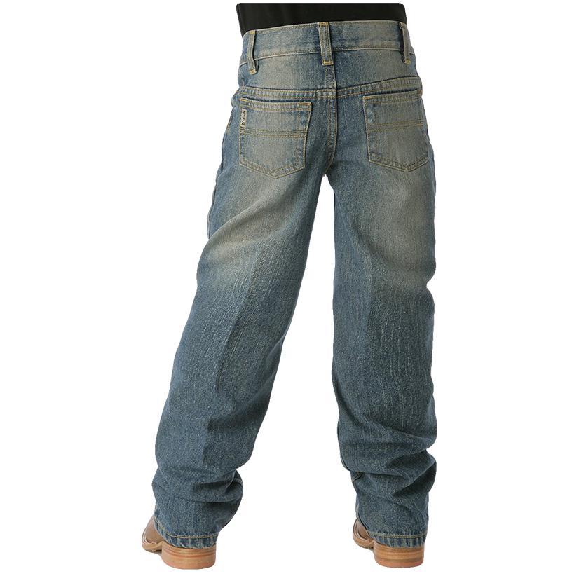 Cinch Boys Low Rise Original Jeans - Medium Wash