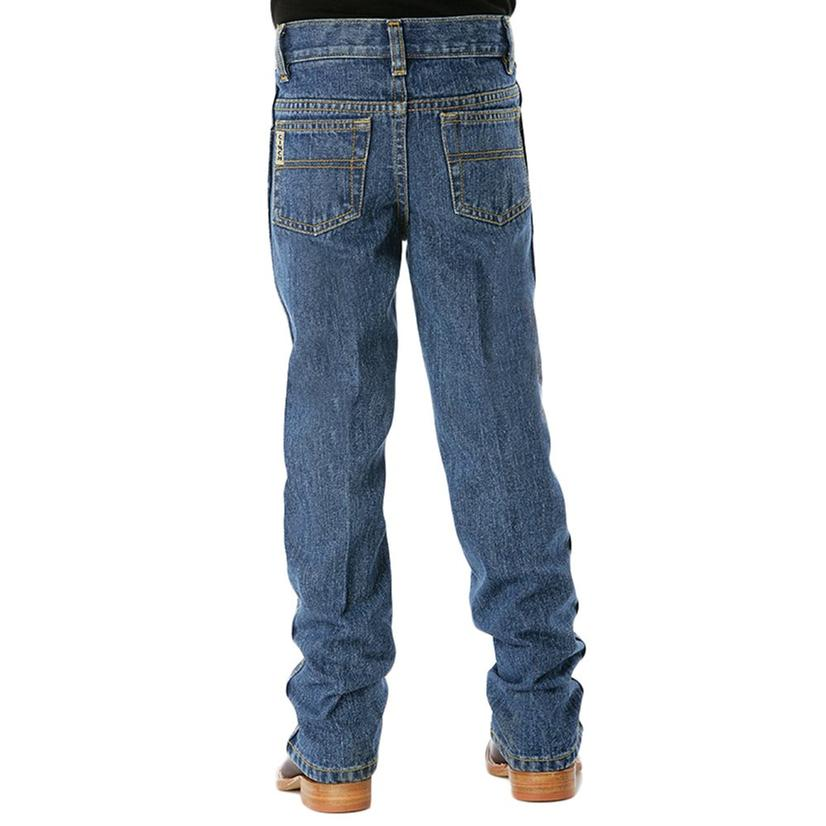 Cinch Boys Toddler Original Fit Adjustable Jean - Medium Wash