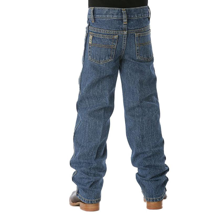 Cinch Boys Original Slim Fit Traditional Rise Jean - Medium Wash