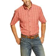 Ariat Mens Danville Short Sleeve Western Shirt