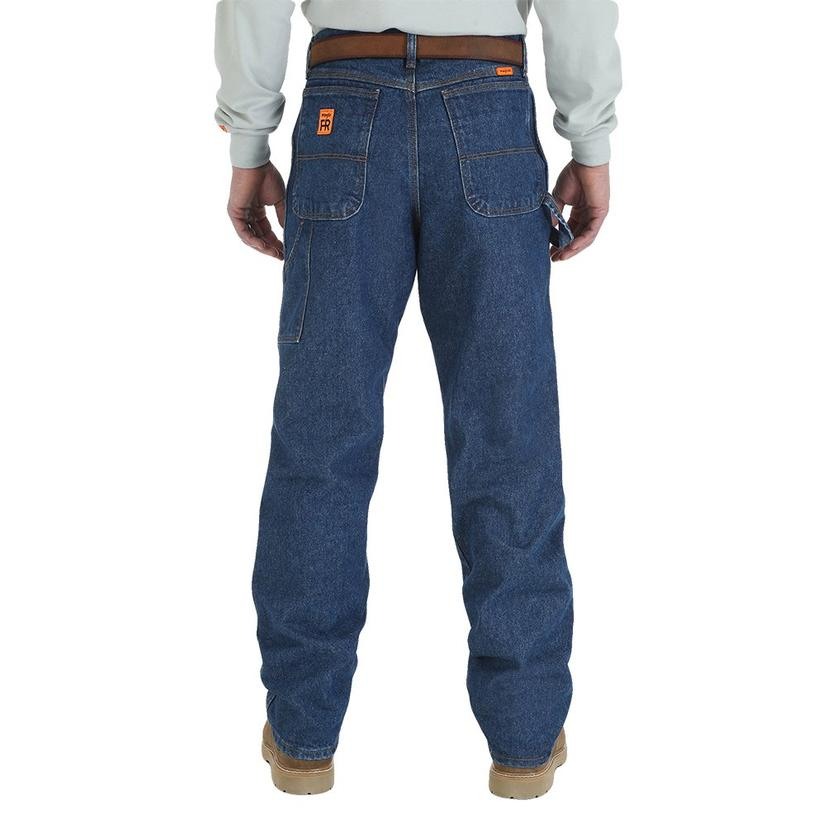 Wrangler Mens Riggs Flame Resistant Carpenter Jean