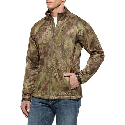 Ariat Mens Kryptek Softshell Jacket