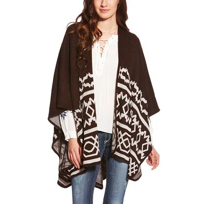 Ariat Womens Brown Cape