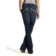 Ariat Women's Ruby Boomerang Knit Starlight Jeans