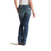 Ariat Women's Amber Patched Up Sunspot Denim Jeans