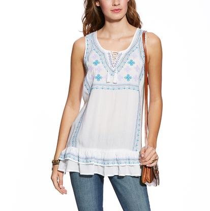 Ariat Womens East Tank Tunic