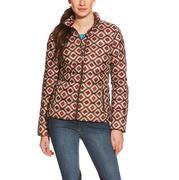 Ariat Women's Ideal Down Jacket - Aztec Print