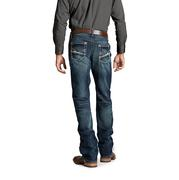 Ariat Men's M4 Relaxed Low Rise Boot Cut Jeans