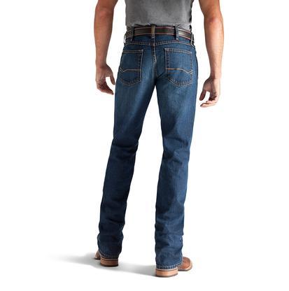 Ariat Mens Heritage Classic Dark Stone Jeans
