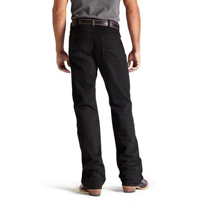 Ariat Mens Heritage Classic Black Jeans