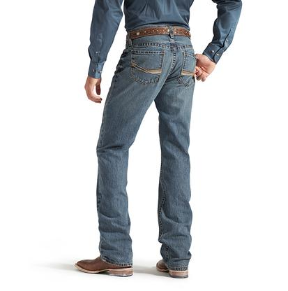 Ariat Men's M2 Smokestack Relaxed Fit Low Rise Boot Cut Jeans
