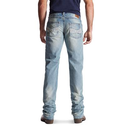 Ariat Mens M5 Forerunner Low Rise Straight Leg Jeans