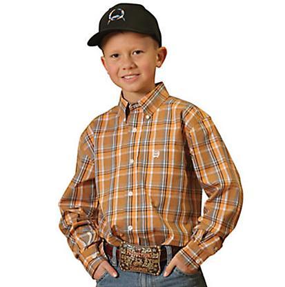 Cinch Boys Liam Long Sleeve Shirt