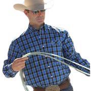 Cinch Men's Modern Fit Basic Plaid Button Down Shirt