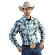Cinch Mens Western Long Sleeve Shirt