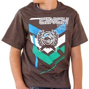 Cinch Boys' Logo T-Shirt