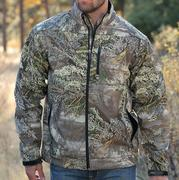Cinch Men's Camo Print Concealed Carry Bonded Jacket