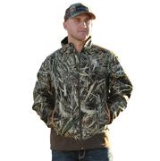 Cinch Mens Western Outdoor Fleece Camo Jacket