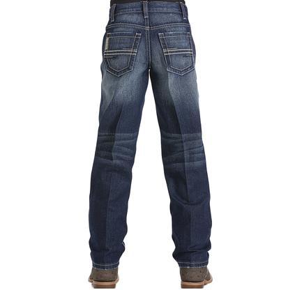 Cinch Boys Western Sawyer Slim Loose Fit Jeans