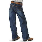 Cinch Boy's Black Label Jeans
